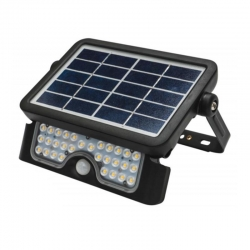 DEFENDER 5 Watt LED Solar Floodlight - Click for more info