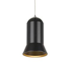 PARKER LED 90 Pendant - Black - Click for more info