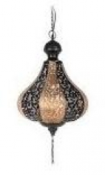 Grand Single Pendant - Up - Click for more info
