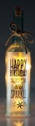 HAPPY BIRTHDAY - Wishlight Bottle - Click for more info