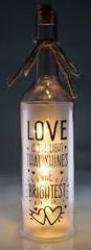 LOVE - Wishlight Bottle - Click for more info
