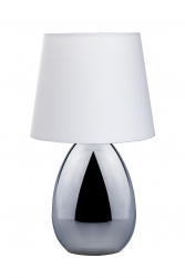 LANE TOUCH LAMP - CHROME - Click for more info