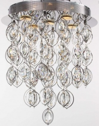 Celeste Crystal Ceiling Mount - Click for more info